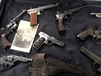 Koło Hubertus - broń historyczna