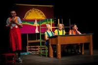 Spotkanie z Koziołkiem Matołkiem w Teatrze Witkkacego