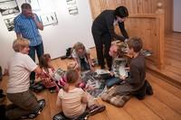 Warsztaty fotograficzne dla dzieci w willi Koliba