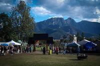 Wioska festiwalowa
