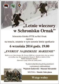 Plakat z wydarzenia