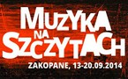 """Festiwal """"Muzyka na Szczytach"""""""