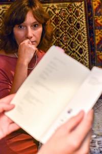 166 Wieczór na Harendzie - Justyna Bargielska – piszę po polsku