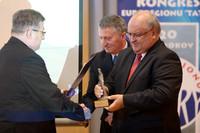 Euroregion Honorowym Ambasadorem Nowego Targu