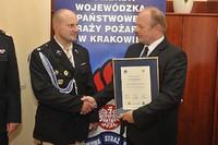 Strażaka Miesiąca Sierpnia Województwa Małopolskiego