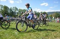 Jesienne zawody rowerowe MTB