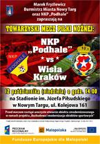 "NKP ""Podhale"" vs Wisła Kraków"