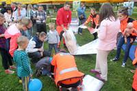 Piknik Edukacyjny w parku
