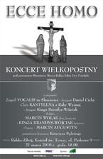 """Koncert Wielkopostny """"Ecce Homo"""""""