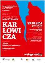 """""""Karłowicz Still Alive"""""""