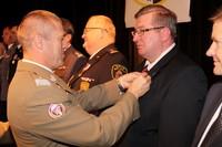 Złoty Medal za Zasługi dla Obronności Kraju dla Burmistrza