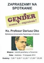 Gender - szansa, czy zagrożenie