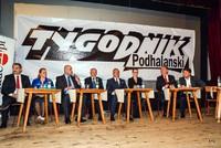 Debata z kandydatami na burmistrza Miasta Zakopane