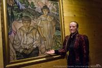 Unikatowy obraz Witkacego w Muzeum Tatrzańskim