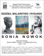 Rzeźba, Malarstwo i Rysunek - Sonia Nowok