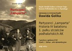 """""""Lamparta"""" Historia IV batalionu 1. pułku strzelców podhalańskich AK"""
