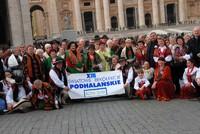 Trzynaste Światowe Rekolekcje Podhalańskie w Rzymie