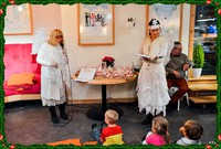 Święty Mikołaj w Samancie