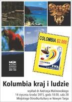 Kolumbia - kraj i ludzie