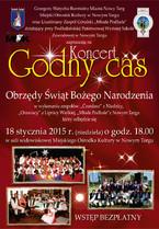 """Koncert """"Godny Cas."""""""