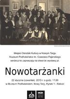 """""""Nowotarżanki"""""""