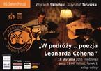 W podróży… poezja Leonarda Cohena