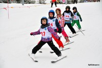 Dzień Sportu w Szkole Kasprowicza na Harendzie