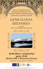 Genealogia Dzianisza