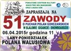 O Puchar Polan Gorczańskich