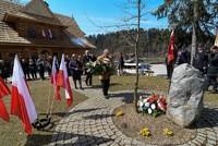 VII Dzień Katyński w Gminie Poronin