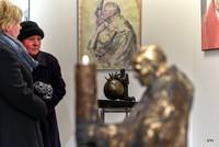 """""""Jan Paweł II w twórczości Zakopiańskich Artystów"""" – dwie wystawy"""