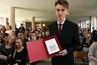 Pożegnanie absolwentów zakopiańskiego liceum
