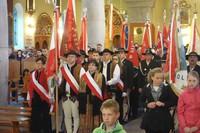 Uroczystości 3 maja w Gminie Poronin