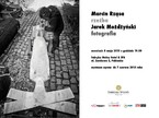 Marcin Rząsa - Rzeźba. Jarek Możdżyński - Fotografia.