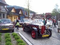 XV Tatrzański Zlot Pojazdów Zabytkowych