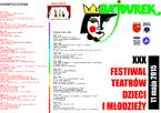 Bajdurek - XXX Festiwal Teatrów Dzieci i Młodzieży