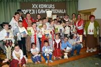 XX Konkurs Poezji i Gawęd Podhala na Cyrhli