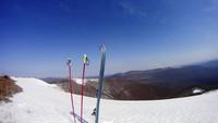 Na nartach na Wielkiej Rawce