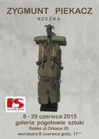 Zygmunt Piekacz - rzeźba