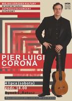 Koncert gitarowy Pier Luigi Corona