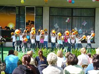 Festyn Rodzinny w Przedszkolu nr 7 w Zakopanem
