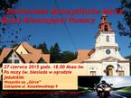 """Motocykliści w kościele na """"Górce"""""""