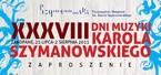 38. Dni Muzyki Karola Szymanowskiego