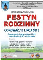 Festyn w Odrowążu