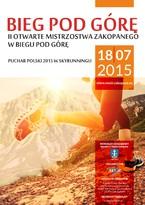 II Mistrzostwa Zakopanego w biegu pod górę