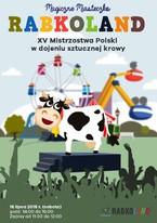 Mistrzostwa w dojeniu sztucznej krowy