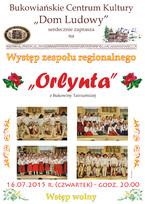 """""""Orlynta"""" z Bukowiny Tatrzańskiej"""