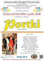 "Sztuka teatralna ""Portki"""
