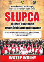 Orkiestra dęta OSP ze Słupca