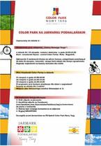 Color Park na XV Jarmarku Podhalańskim